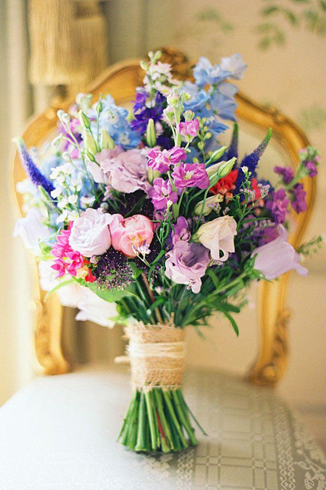 409 best Flower bouquets images on Pinterest | Bridal bouquets ...
