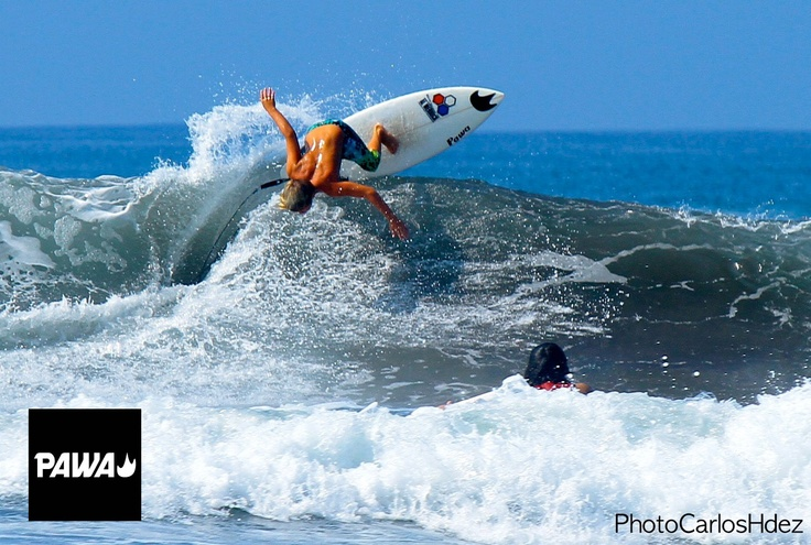 Little Alan backside snap... #surfing #surf #pawa #pawasurfco #grom #gromsurfer #littlesurfer #pawayouth