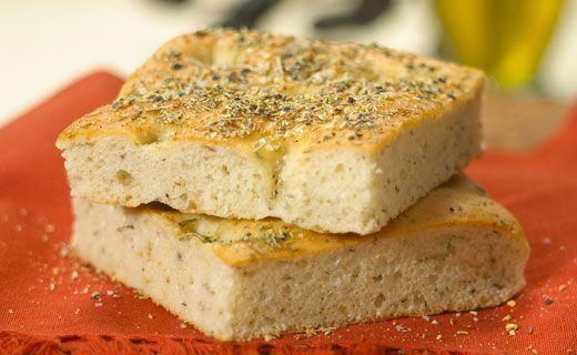 Epicure's Focaccia Bread