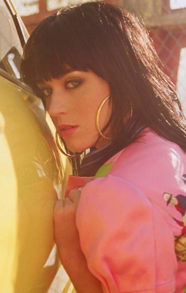 Katy Perry Poses For Nylon Magazine