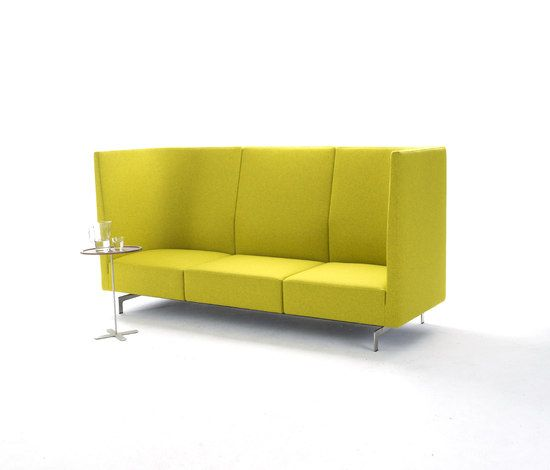Cool Lime Couch   Office Furniture