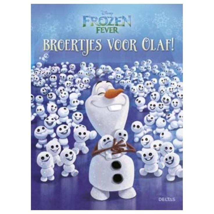 Er lopen tientallen kleine sneeuwmannetjes in het ijspaleis rond en Olaf kan zijn geluk niet op. Hij wil dolgraag met zijn kleine broertjes spelen en ze allemaal een warme knuffel geven... maar willen de sneeuwmannetjes dat ook? Kinderen van alle leeftijden zullen genieten van dit gloednieuwe Frozen-avontuur! De allerkleinsten zullen geboeid luisteren als u dit verhaal voorleest, en grotere kinderen kunnen het al helemaal zelf lezen. - Disney Frozen Fever - Broertjes voor Olaf!