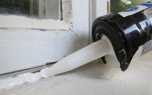 Residential Industrial Caulking Fire Stopping Mobile Home Windows Home Maintenance Mobile Home