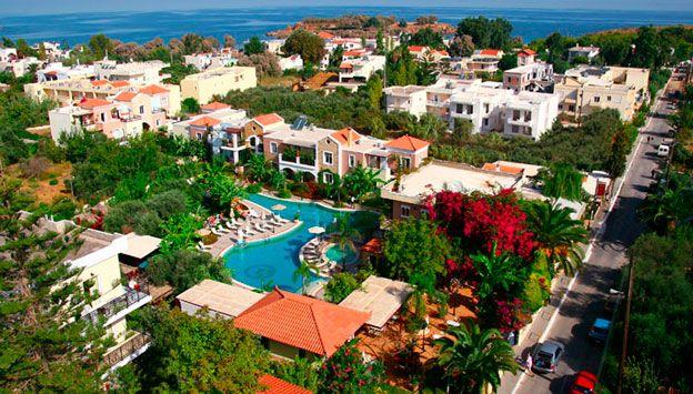 Lejligheder i Grækenland. Se mere på www.bravotours.dk @Bravo Tours #BravoTours #Travel