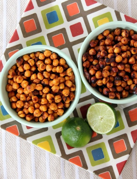 Roasted garbonzo beans two ways - Curry lime and Chipotle maple.Baking Garbanzo, Limes Roasted, Chipotle Maple, Yummy Food, Limes Garbanzo, Roasted Garbanzo, Curries Limes, Garbanzo Beans, Food Snacks