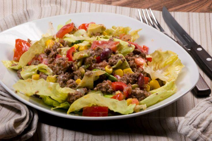 las 25 mejores ideas sobre mexikanischer salat en pinterest mexikanischer schichtsalat. Black Bedroom Furniture Sets. Home Design Ideas