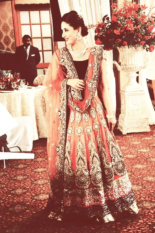 Kareena Kapoor Khan in bridal lehenga