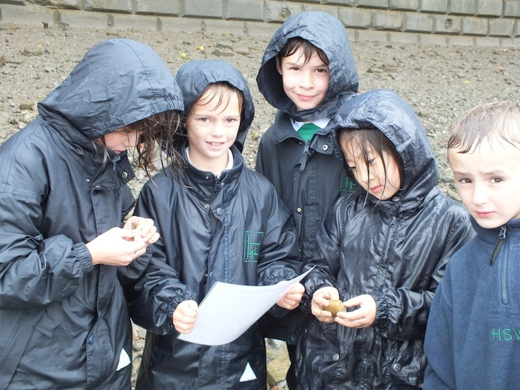 Hall School Wimbledon's news entry on their archaeology trip to Fulham Palace