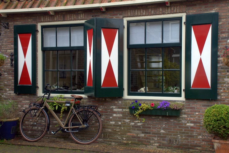 Olanda - Case di Marken