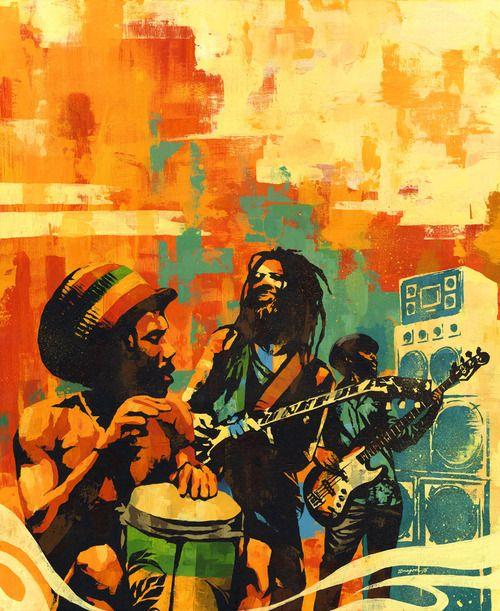 Lun. a Vie. 18 horas: TARDE DE REGGAE Y SKA. Visita www.radiodelospueblos.com  y escúchanos por internet !!! Reggae