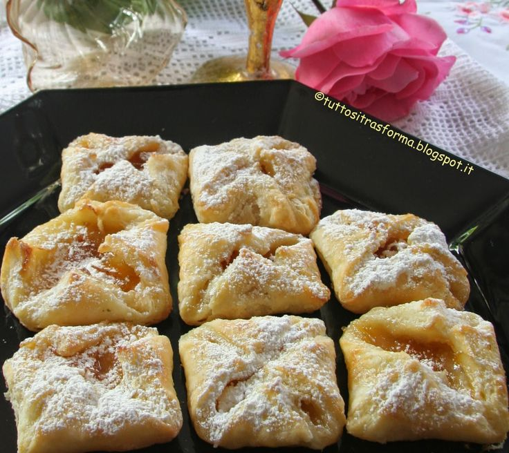 DOLCI Sempre dal libro di ricette austriache di Helga Setz a pag. 128 (La cucina austriaca in 99 ricette by Verlag Johannes Heyn, ...
