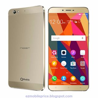 QMobile Noir Z12 price,features,reveiw and specifications