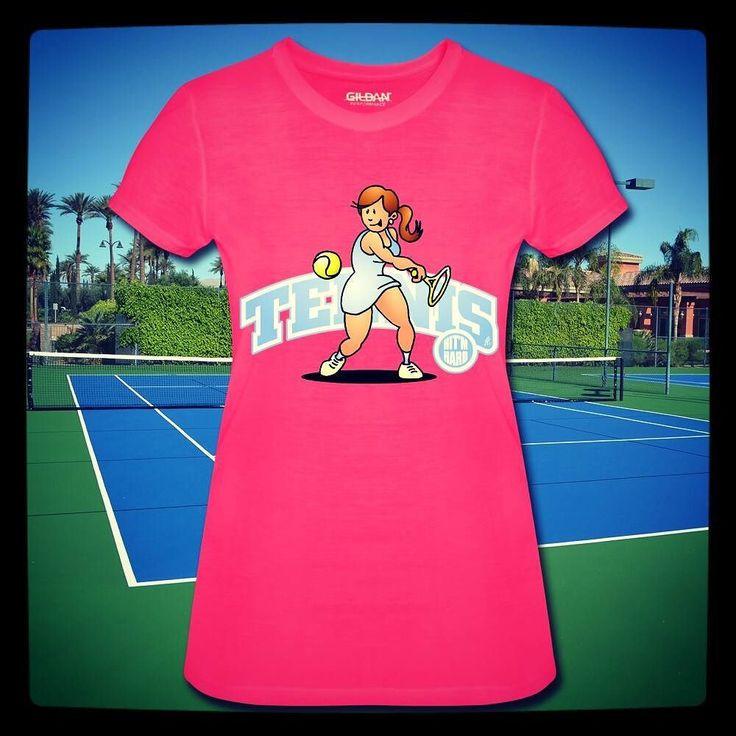 "https://www.cardvibes.com/en/catalog/item/tennis-hit-m-hard-iii-fc  Tennis T-shirt. ""Hit 'm hard""  #tennis #hitmhard #tennisgirl #tshirt #tshirtdesign #Spreadshirt #Redbubble #Zazzle #Society6 #Teepublic #Cafepress #podartist #POD #ig #instapic #instagood #drawing #dailysketch #dailydrawing #bestof #amazing #colorful #Wimbledon #rolandgarros #usopen #australianopen #grandslam #funny #cute #Cardvibes #Tekenaartje #Instagram #design #tshirt #POD"