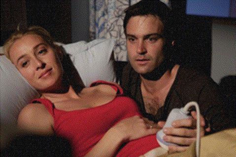 Offspring season 3 - Nina and Patrick