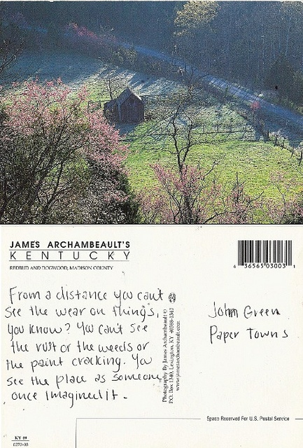 Paper Towns by ed-ingle, via Flickr