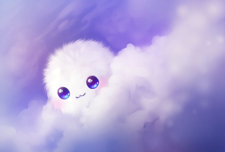 kawaii cute wallpaper ^^ by AlekSakura.deviantart.com on @deviantART