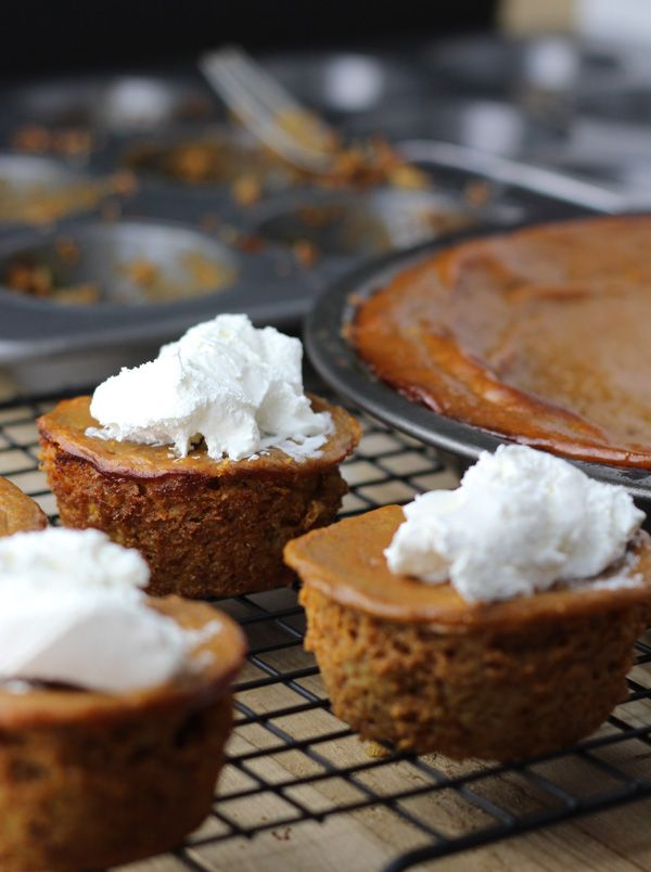how to make mini pumpkin pie crust