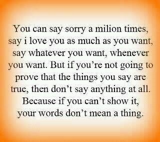 .: Action Speaking, Remember This, Inspiration, Quotes, Sotrue, Truths, So True, Speaking Louder, True Stories