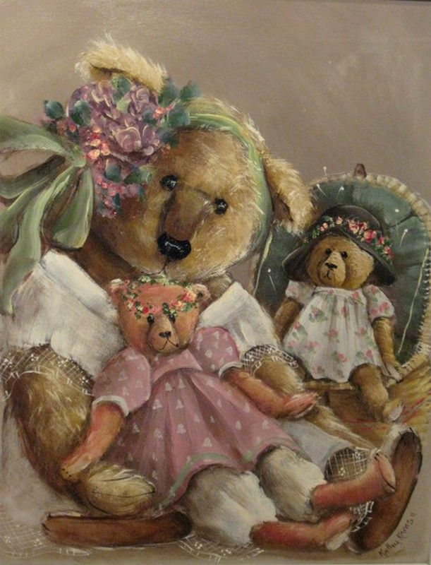 Kathy Karas —  News Teddy Bears (9611x800)
