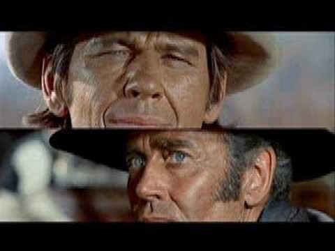 """Man with a Harmonica"" - One of the more iconic Morricone scores"
