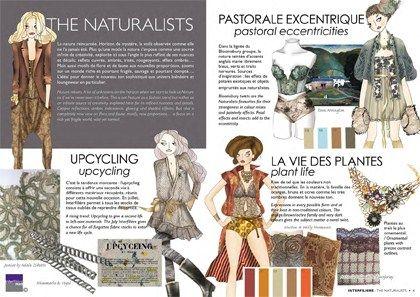 Interfilière Fashion Trends Autumn/Winter 2012/13
