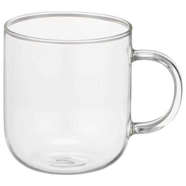 Heatproof Glass Mug 360ml