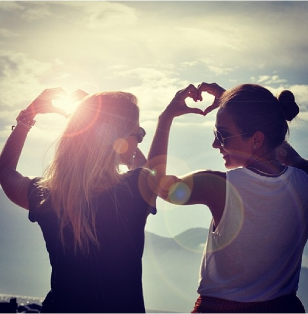 Summer with your best friend