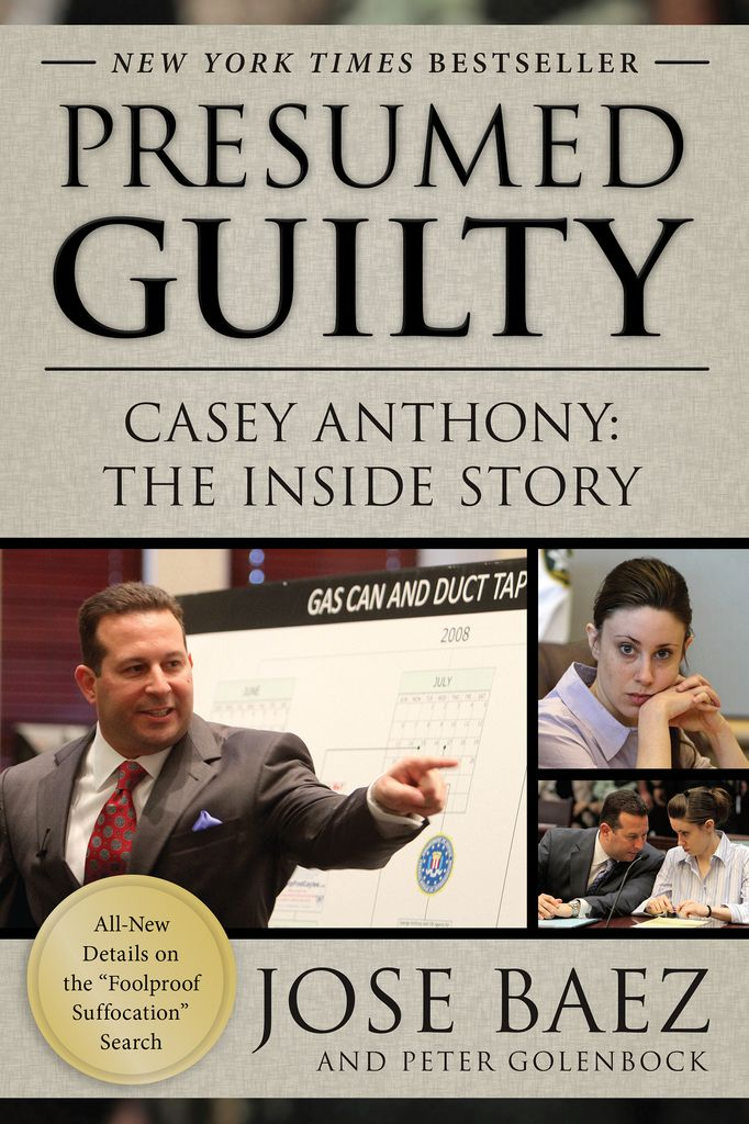 Jose baez on Pinterest Jodi arias, Casey anthony case and Casey - presumed guilty tess gerritsen
