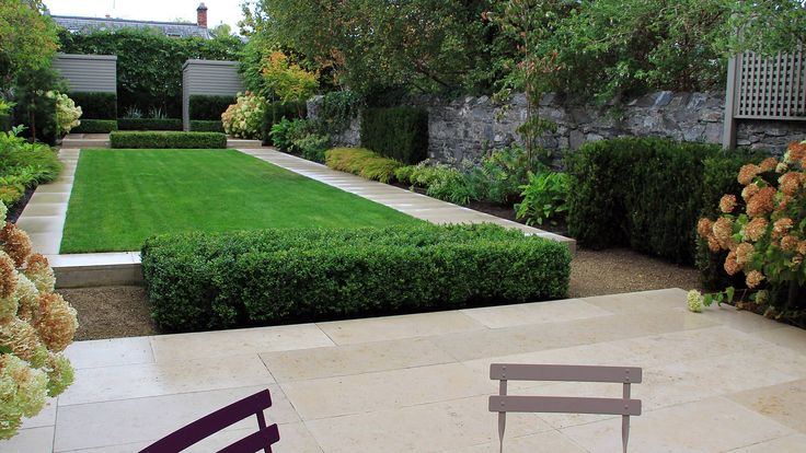 contemporary garden design - Google Search