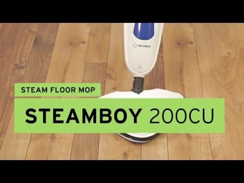 Steamboy 200CU Steam Floor Mop | Steamboy Steam Cleaner Accessories