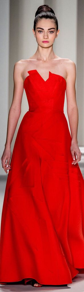 Carolina Herrera Fall 2014 RTW