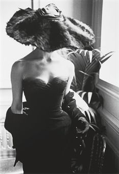 """1950's Dior. I die. So classic and sexy! Dior's """"New Look"""" was the introduction of the hour-glass figure... In my opinion, that should go right up there with the advent of stilettos!"""