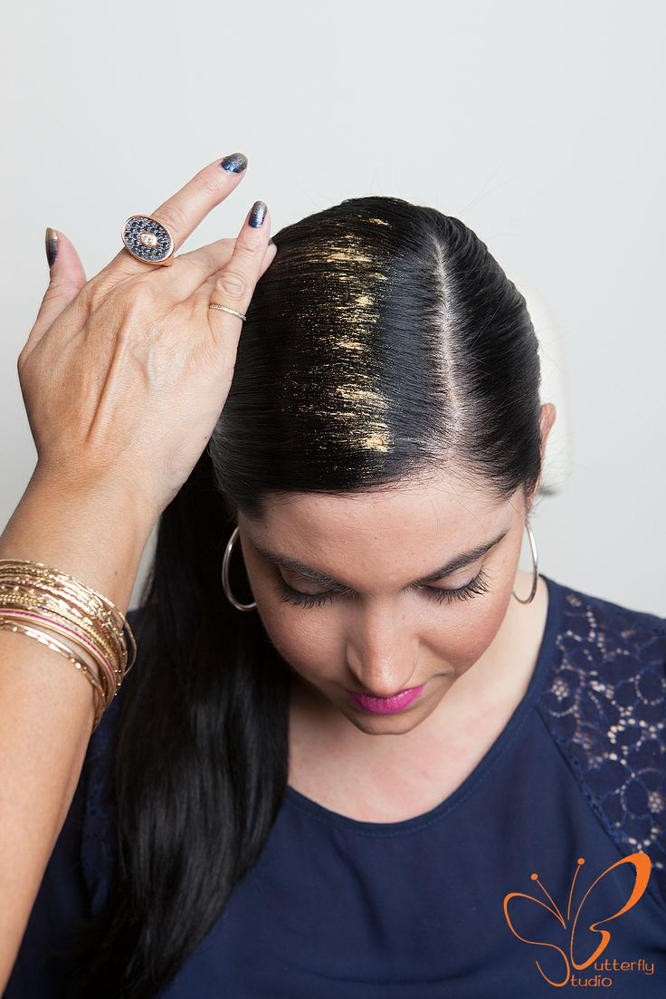 how make the hair style 12 best how to gold glitter hair amp braided chignon images 6518