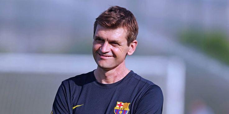 Skuad Barcelona Membuat Tito Vilanova Menjadi Nama Lapangan - Dalam cerita keberhasilan Barcelona