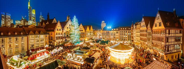 Top 9 Christmas Markets around the World | Air Charter Service