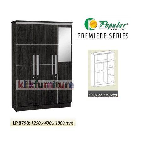 LP 8798 Premiere Popular Graver