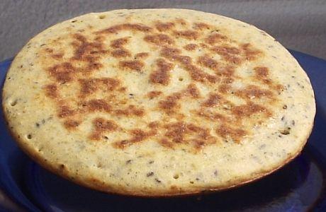 Pão de Chia Nutritivo Pronto em 3 minutos - Receita Natureba