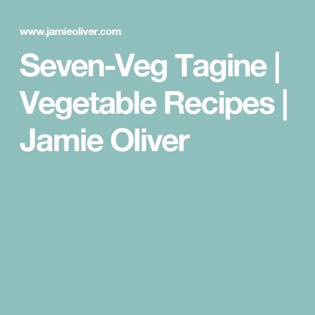 Seven-Veg Tagine | Vegetable Recipes | Jamie Oliver