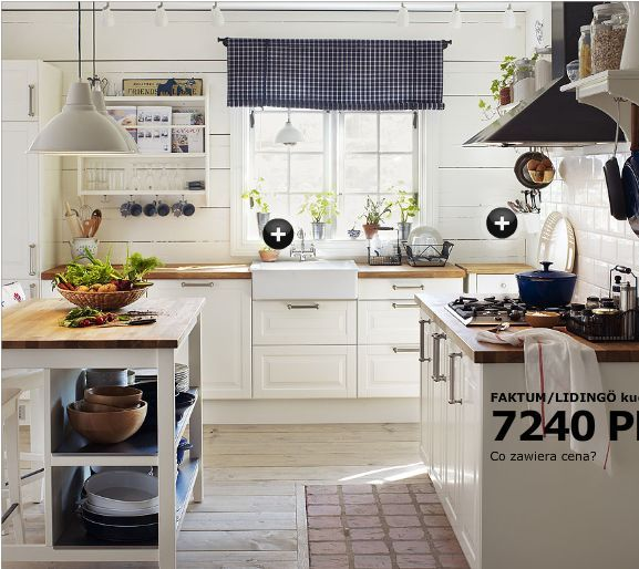 124 Best Ikea Kitchens Images On Pinterest Kitchen Ideas