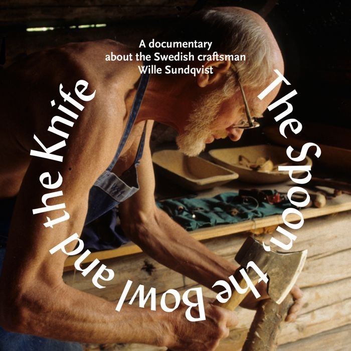 """Wille Sundqvist is an elder craftsman in the rich and deep woodcraft tradition of the Västerbotten region in the north of Sweden. Wille's traditional of carving spoons and ladles, his greenwood turned bowls, and the educational work he has done through his books, especially """"Swedish Carving Techniques"""" has made him known and loved by the Swedes and by the broader international audience. Wille (pronounced Veelay) demonstrates unusual carving grasps with his knife and the special skewing cuts…"""