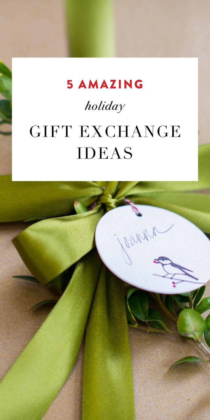 25 unique gift exchange ideas on pinterest christmas exchange ideas gift exchange games and. Black Bedroom Furniture Sets. Home Design Ideas