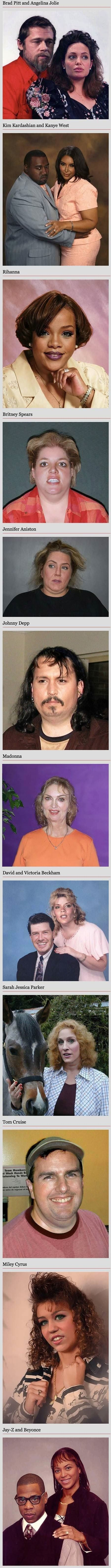 This is so random lol Celebs as ordinary people // funny pictures - funny photos - funny images - funny pics - funny quotes - #lol #humor #funnypictures