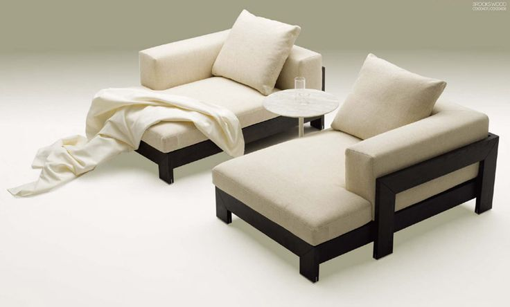 The most comfortable daybed chaise lounge furniture - Chaise longue confortable ...