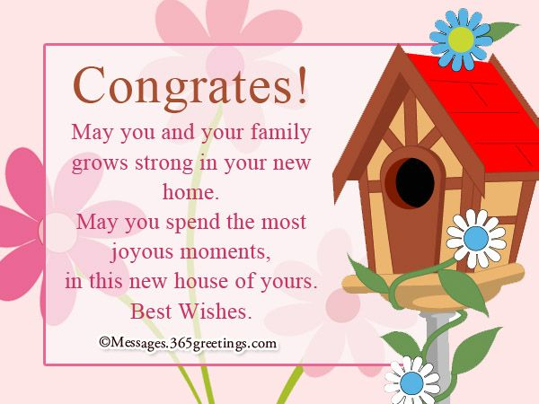 New home messages and wishes resident retention pinterest messages m4hsunfo
