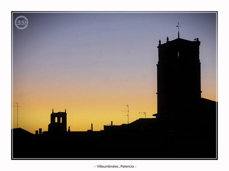 #Villaumbrales , #Palencia #Casi360 fotografia