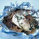 Jamie Oliver: kipfilet met paddenstoelen, witte wijn en tijm - recept - okoko recepten