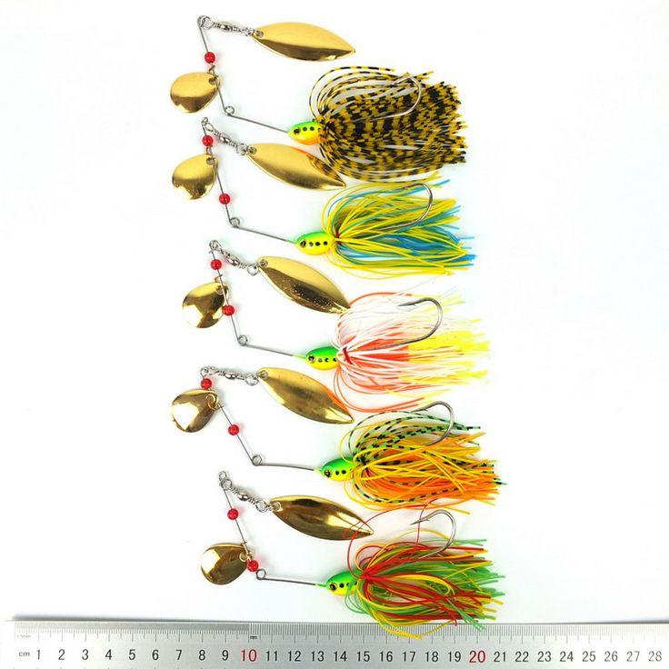 Isca Spinner Bait 3D olhos PS pintados para pesca de traíras, Bass, Tucunarés, Dourados - Estilo e festas - Acessórios para Festas | Artigos para festas