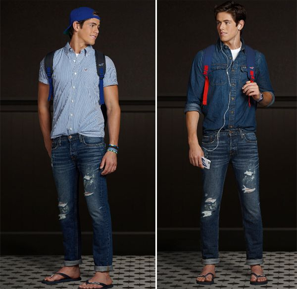 Top 25 ideas about Hollister.Co Models on Pinterest ...