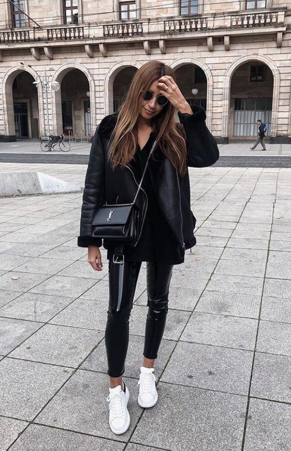 64 modische Street-Outfits die Sie haben müssen