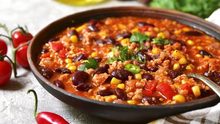 Chili con Carne, Zwiebelsuppe, Linseneintopf und und und ... 🔥